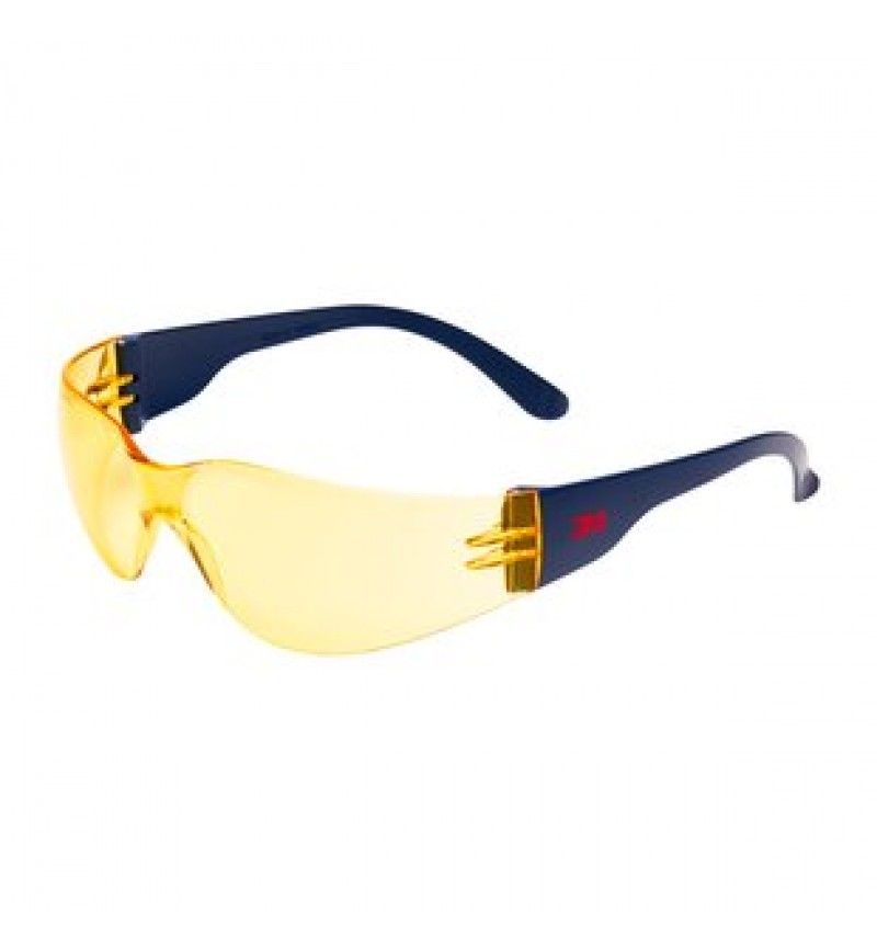 Γυαλία Προστασίας Κίτρινα 2272 3M