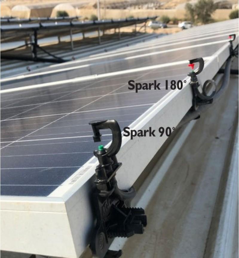 Εκτοξευτήρας Φωτοβολταϊκών Spark NaanDanJain