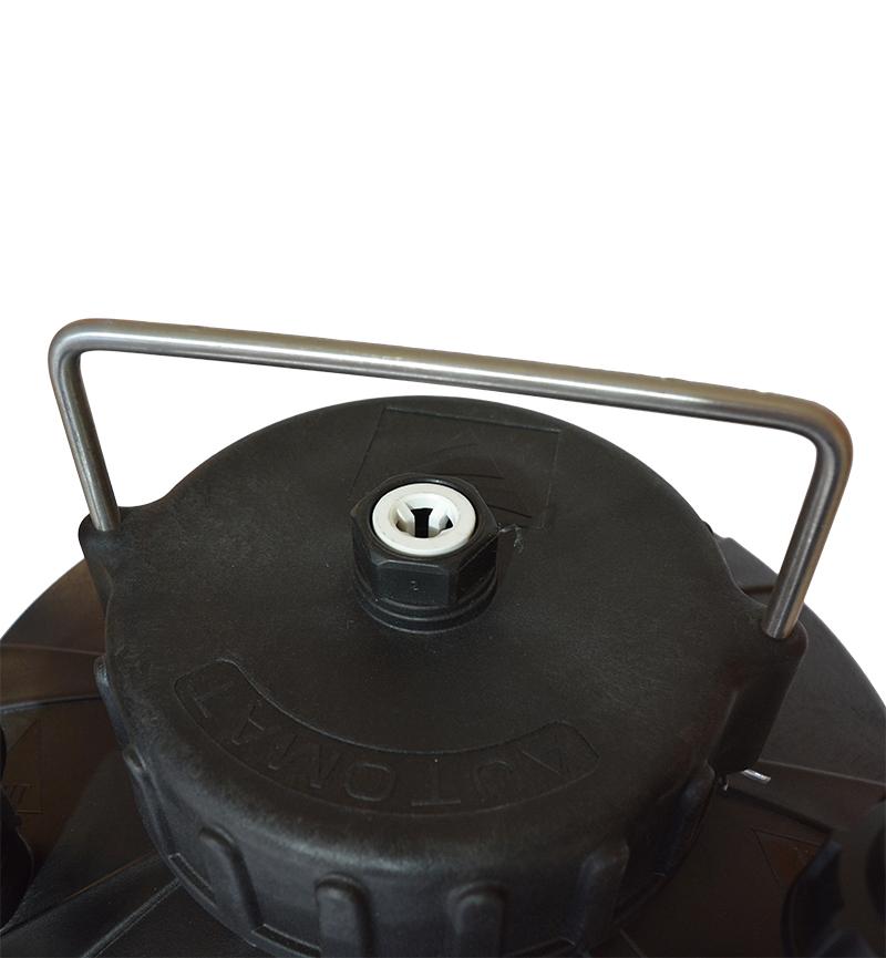 Υδρολιπαντήρας 30 lit Πλαστικός Automat