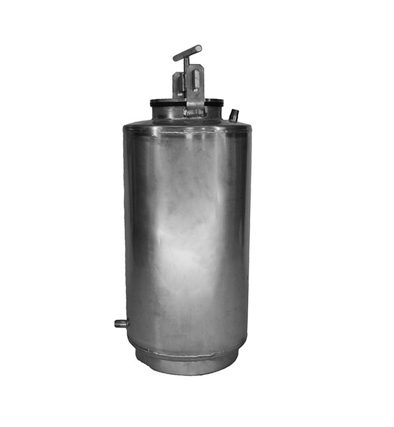 Υδρόλιπαντήρας 36 lit INOX