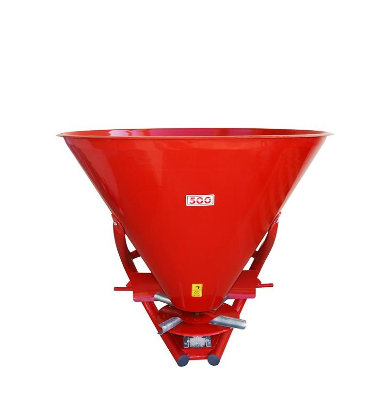Λιπασματοδιανομέας 500Litr Giaccaglia G.