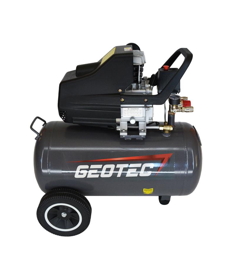 Αεροσυμπιεστής 50 litr GEOTEC AC-2550