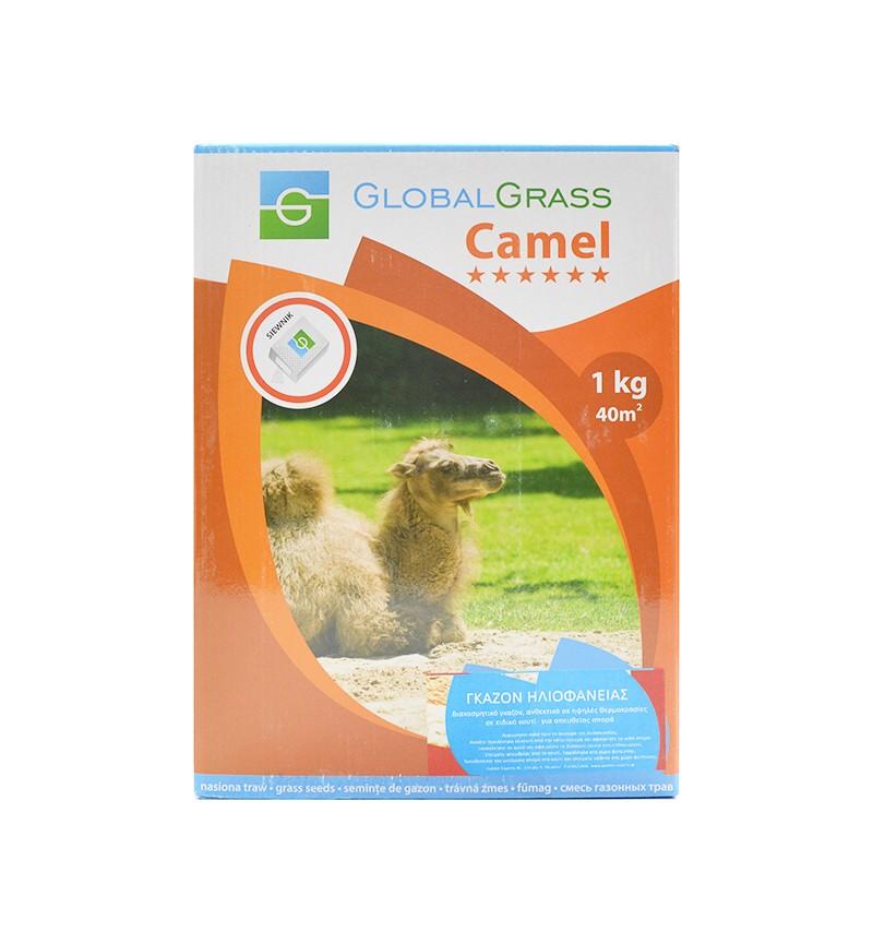 Σπόρος Γκαζον 1kg Camel Global Grass