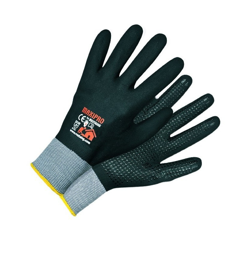 Γάντια για Κατασκευές  Maxipro Rostaing