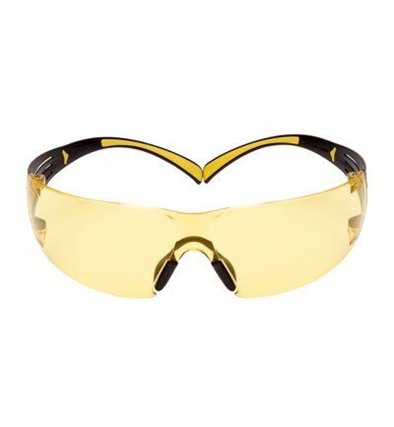 Γυαλία Προστασίας Κίτρινα Secure Fit 400 3M