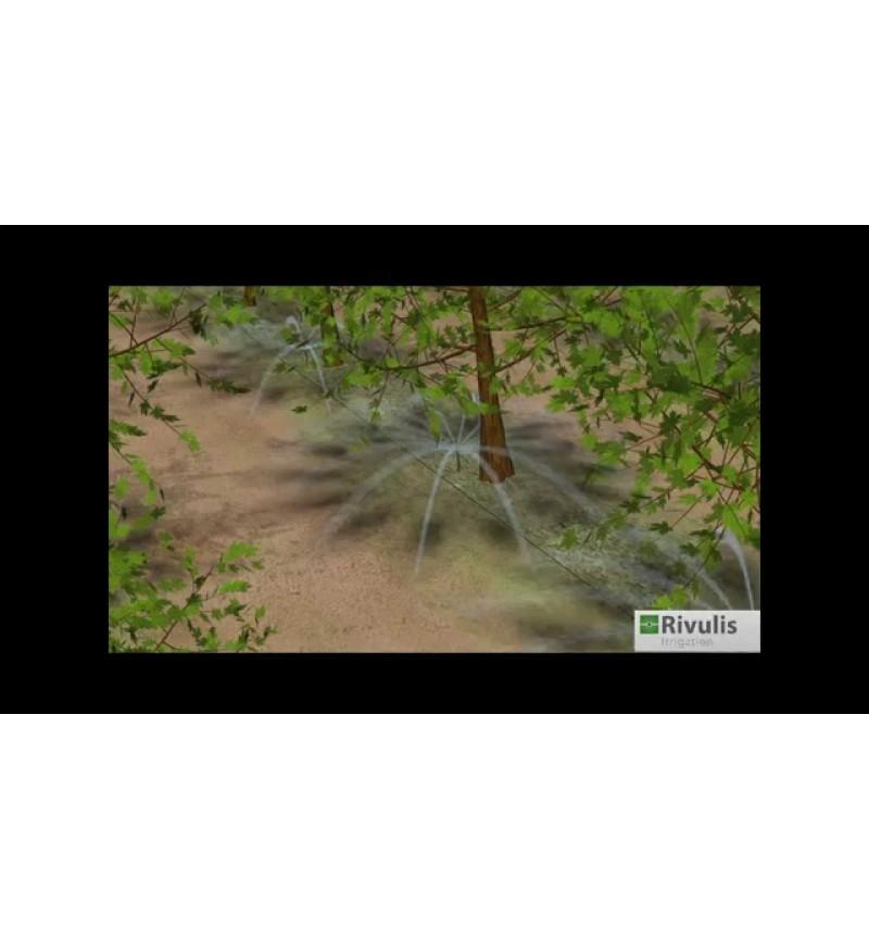 Υδροκυκλωνικός Μικροεκτοξευτήρας Tornado