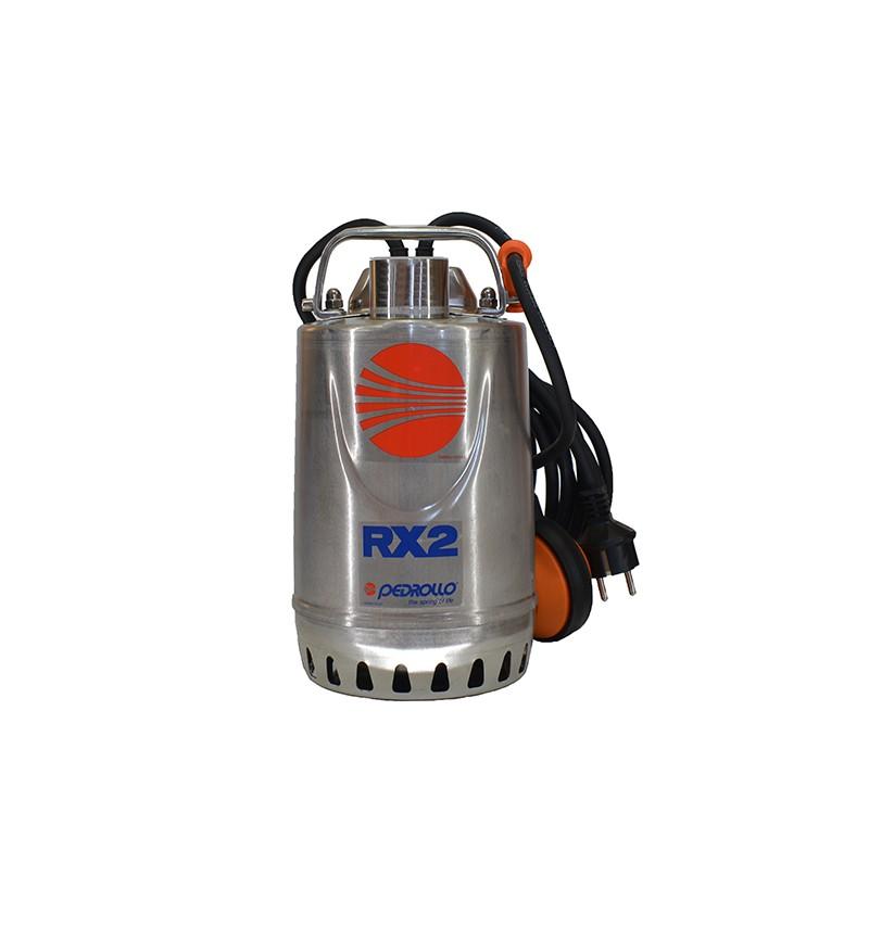Υποβρύχια Ανοξείδωτη Αντλία  PEDROLLO RXm2
