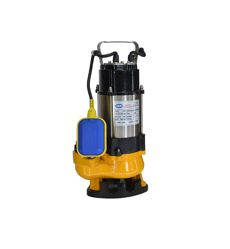 Υποβρύχια Αντλία Λυμάτων SKM JV450F