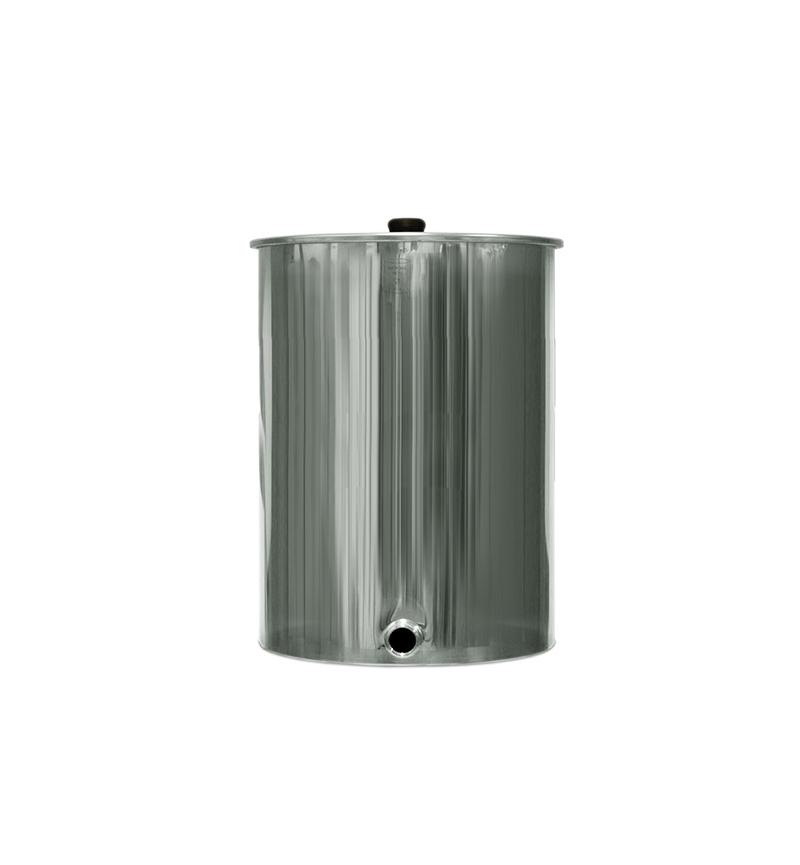 Δεξαμενή Μελιού Ανοξείδωτη 100 lit (140kg)