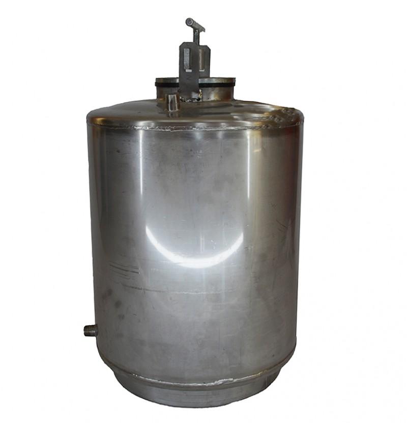 Υδρόλιπαντήρας 90 lit INOX
