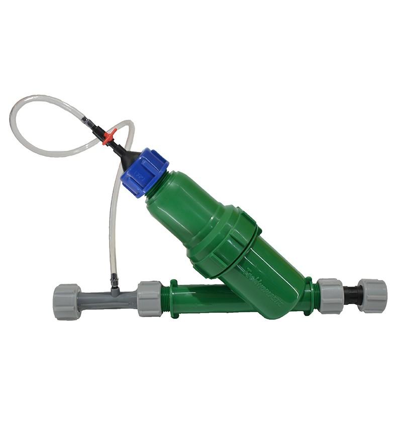 Υδρολιπαντήρας Venturi Μπαλκονιού με Δοχείο