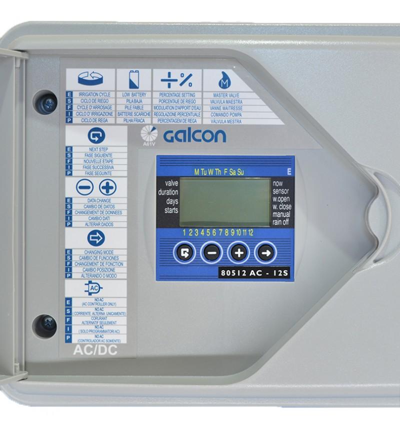 Προγραμματιστής Galcon AC-12S Ρεύματος